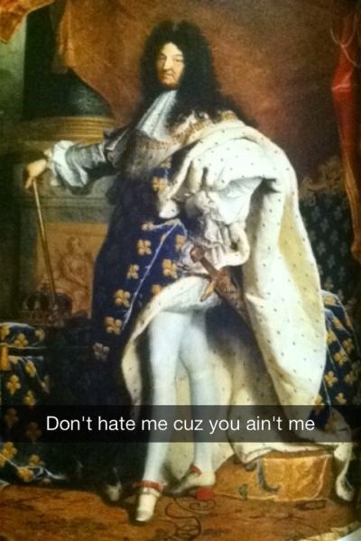 snapchat art history 1