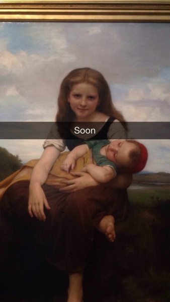 snapchat art history8