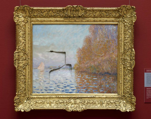 Punched-Monet