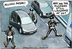 hebdo the guardian